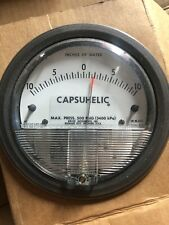 Dwyer Pressure Gauge A 32 500 Psi Capsuhelic New Old Stock