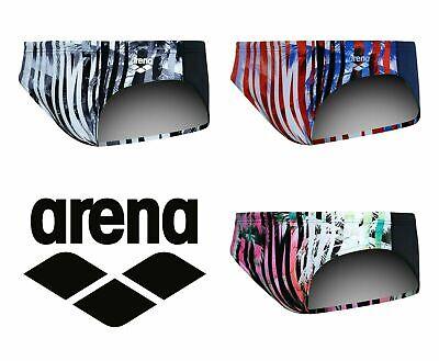 Arena Mens Riviera MaxLife Brief Swimsuit