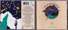 CD 19 TITRES STEVE MILLER BAND THE BEST OF 1968-1973 DE 1990 EUROPE