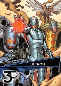 ULTRON-Marvel-3D-Upper-Deck-2015-BASE-Trading-Card-23