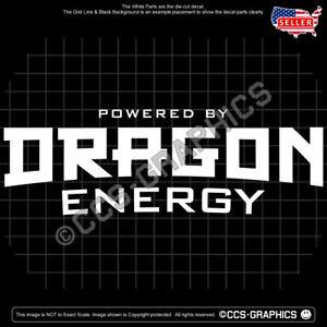Details about DRAGON ENERGY Decal - tweet trump train usa sticker MAGA 2020  kanye west 4-SIZES