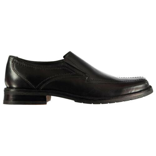 Mens Kangol Glinton Slip On Shoes Tonal Stitching New