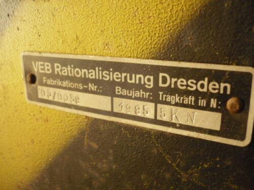Dichtsatz Dichtung VEB Rationalisierung Dresden DDR Hochhubwagen B1-50x800