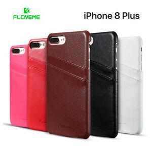 Funda-piel-autentica-Apple-iPhone-8-Plus-FLOVEME-Original-con-costuras-a-mano