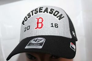 11e98ba36cae1 Image is loading Boston-Red-Sox-039-47-Brand-MLB-Post-