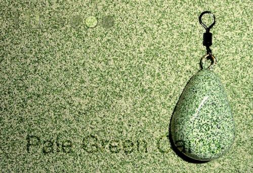 Seide Gras Camo Leine Jig Kopf Plastik Beschichtungspulver
