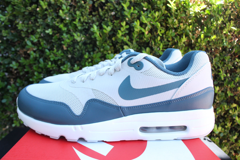 Nike air max 1 ultra essenziale sz luce osso ghiacciato jade 875679 004