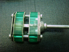 Rotary Switch, ITT, 2 Positions, 6-Pole