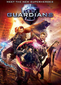 The Guardians (DVD, 2017)