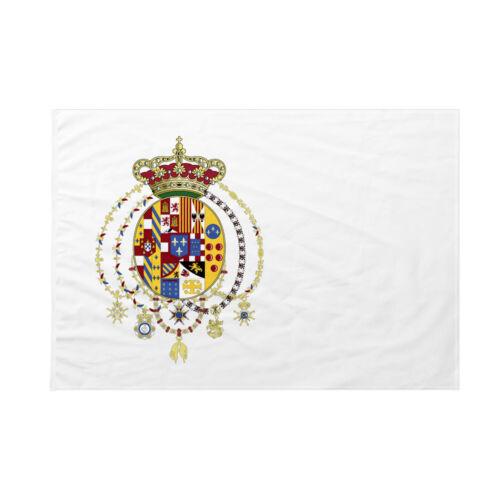 Bandiera da pennone Regno delle Due Sicilie 50x75cm