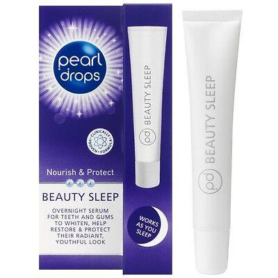 Pearls Drops Beauty Sleep Overnight Whitening Serum - Nourishing & Protect 20ml