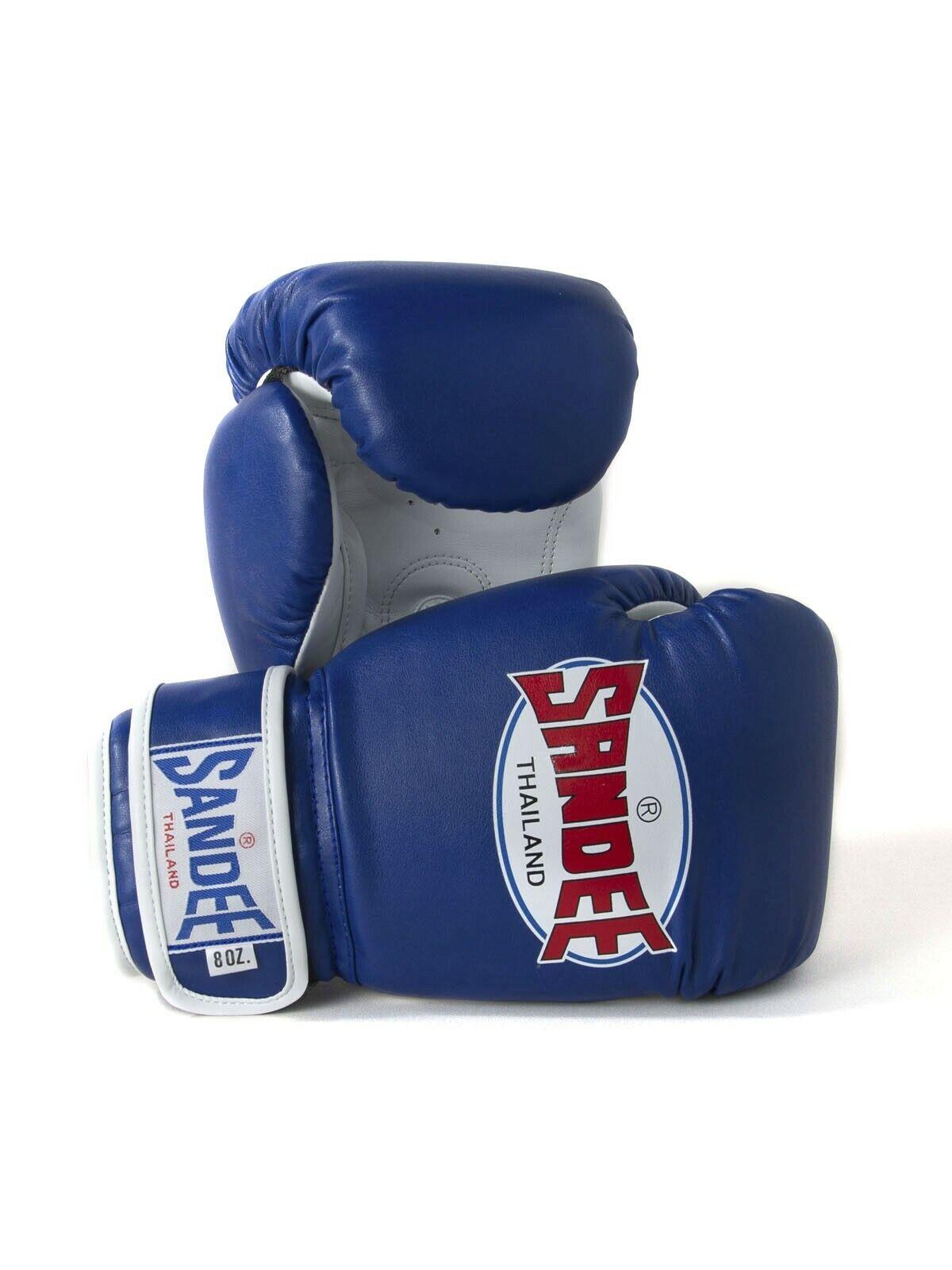 GUANTONI DA BOXE MUAY THAI KICK BOXING MMA IN GUANTO Perfessionali PROMOZIONI
