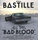Bastille All This Bad Blood 2cd Double Album Expanded Edition CDVX 0602537608140