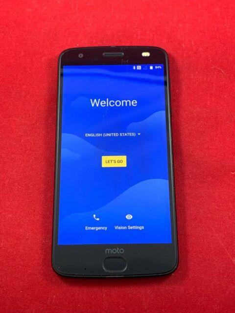 Motorola Moto Z2 Force 2nd Generation 64GB Black Verizon XT1789 Cricket *SBI