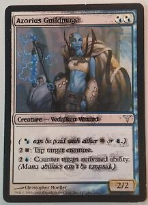 Ghildmage-d-039-Azorius-VO-MISPRINT-Azorius-Guildmage-Inked-Mtg-Magic