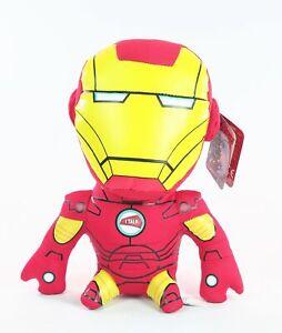 "MARVEL AVENGERS 9"" plush talking IRON MAN infinity wars endgame - NEW!"
