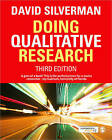 Doing Qualitative Research by David Silverman (Paperback, 2009)