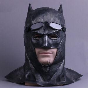 New-Justice-League-The-Batman-Latex-Helmet-Mask-Halloween-Fancy-Cosplay-Props
