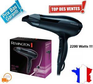 Détails sur Sèche Cheveux Remington Ionique Céramique Puissant 2200W Air Coiffure 2 Vitesses