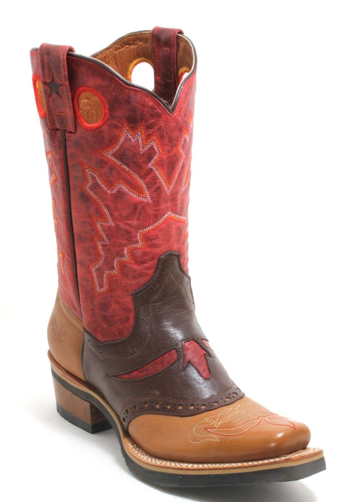 227 Cowboystiefel Westernstiefel Westernreitstiefel Catala Rodeo Rancho 39