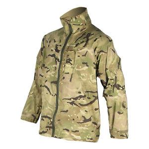 Genuine British Army MTP Lightweight Goretex Waterproof MVP Rain