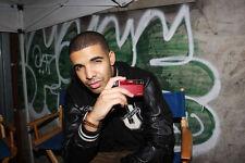 "Drake Music Rapper Star Wall Poster 18/""x13/""  D24"