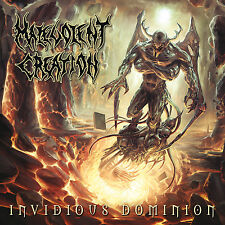 MALEVOLENT CREATION - Invidious Dominion - Digipak-CD - 205685