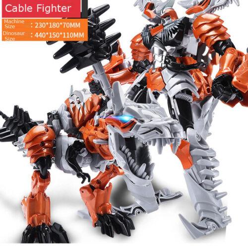 Large Transformers Optimus Prime Mechtech Robots Truck Car Action Figure Toy UK