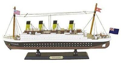 Titanic Großes Modell Schiffsmodell aus Holz 80 cm