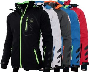Geographical-Norway-Ticket-Uomo-Softshell-Giacca-Impermeabile-Anapurna-Tecnica-p