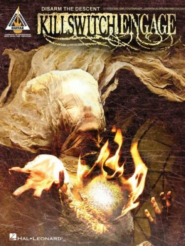 Killswitch Engage Disarm the Descent Sheet Music Guitar Tablature Book 000120814