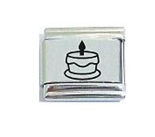 Italian Charms L66 Cupcake Birthday Cake