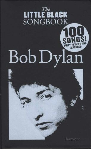 Bob Dylan The Little Black Songbook Revised Edition Guitar Chord Book 100 Songs