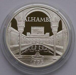 FRANCE 100 FRANCS 15 ECUS 1995 L' ALHAMBRA - szczecin, Polska - FRANCE 100 FRANCS 15 ECUS 1995 L' ALHAMBRA - szczecin, Polska