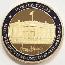 Donald Trump President of the United States Challenge Coin (non NYPD)