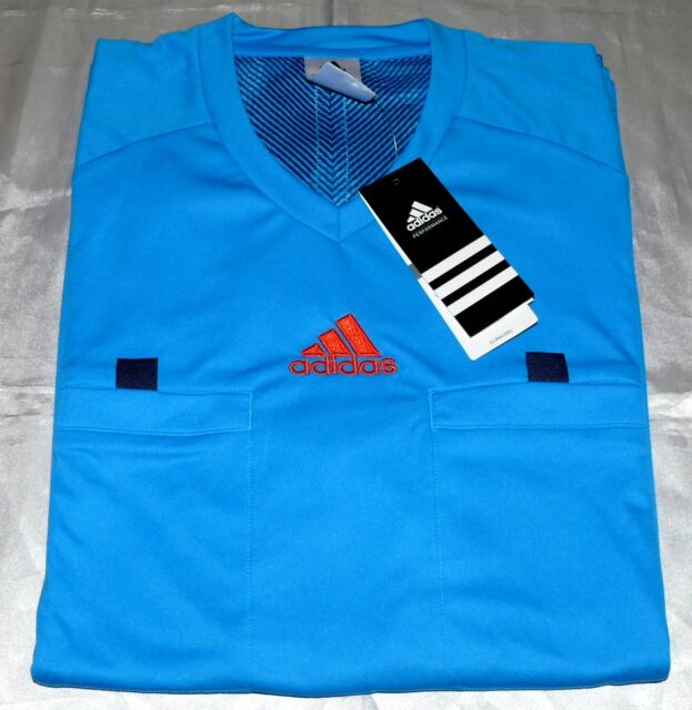 adidas Performance Referee 14 Trainingstrikot solar Bluecollegiate Navy