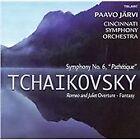"""Pyotr Il'yich Tchaikovsky - Tchaikovsky: Symphony No. 6 """"Pathétique""""; Romeo and Juliet Fantasy Overture (2007)"""