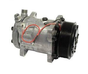 image is loading new-a-c-compressor-sd508-sanden-style-12volt-8-