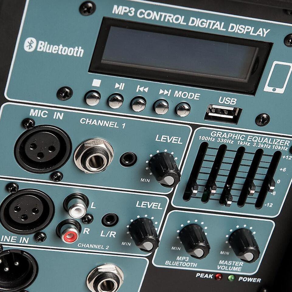 """Orion 15"""" Active 400w RMS Full Range Speaker Wi..."""