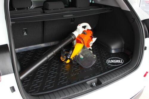 PREMIUM Gummi-Kofferraumwanne mit Antirutsch 3D TPE für  Audi Q7 ab 2005-2015