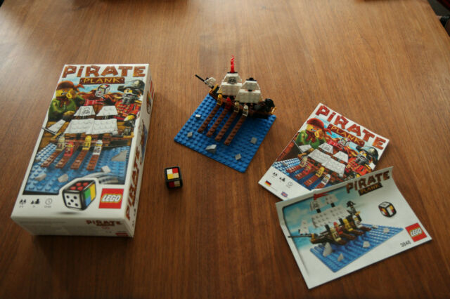 LEGO Games Pirate Plank (3848)