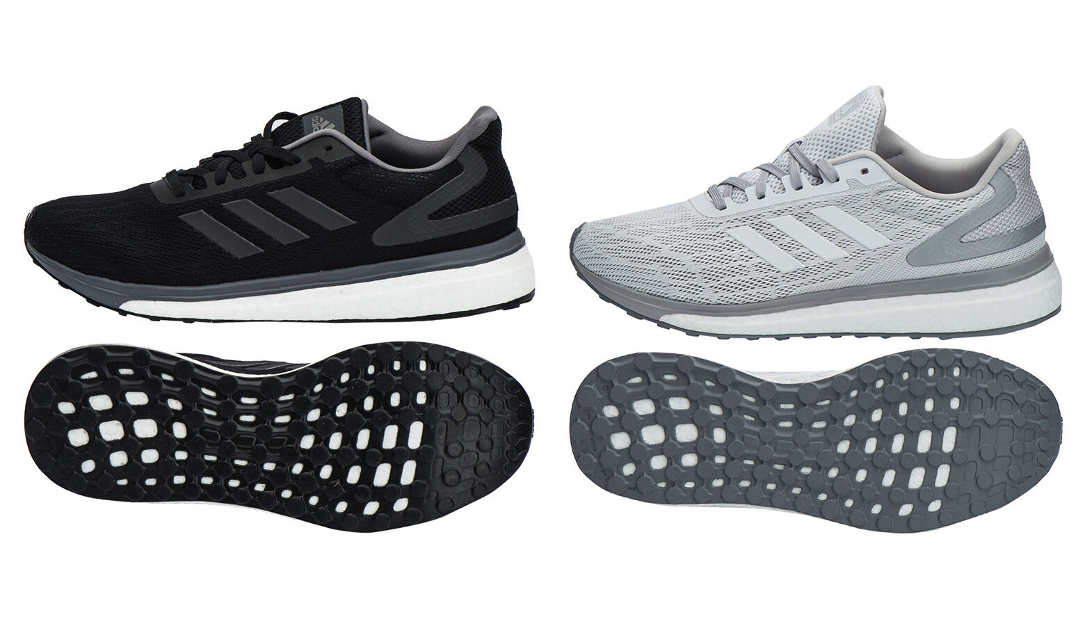 Adidas Response Boost Running Chaussures BB3618 BB3617 Athletic Sneakers Trainers