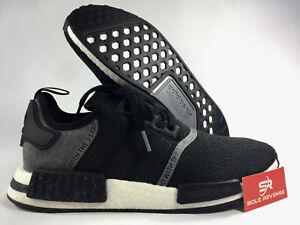 a23b90f73cd7 adidas ADIDAS NMD R1 F36801 Speckle Pack Boost Black   Grey Four ...