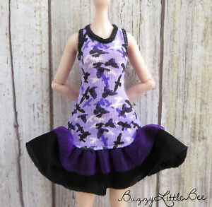 Ever After High Doll~Raven Queen~Getting Fairest~Black Bird Night Gown