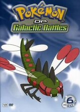 Pokemon DP Galactic Battles, Vol. 6 (DVD, 2011)