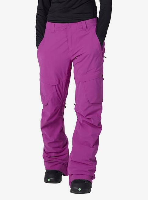 Womens Burton AK Summit Gore-Tex 2L Pant Grapeseed Size S Brand New