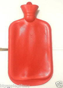 Image Is Loading Color Vary Rubber Hot Water Bottle Bag Warm