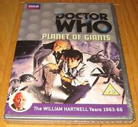 Doctor Who DVD - Planet of Giants (SEALED)