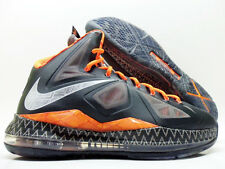new styles ec62f c4a11 Nike Lebron X - BHM Black History Month Size Men s 18 583109-001