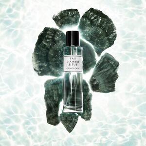 Gemology-Cosmetics-Paris-Parfum-Ambre-Bleue-100ml-Neuf-et-emballe